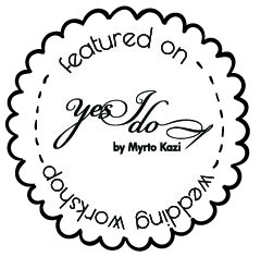 Featured on Yes I do by Myrto Kazi