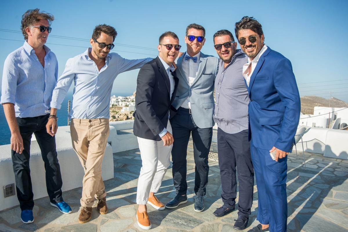 Folegandros Wedding Panigiri\' | lafete